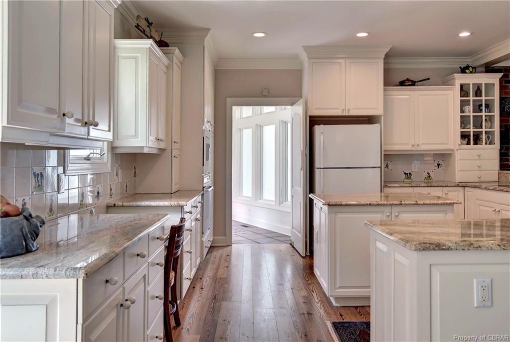 kitchen, gallery