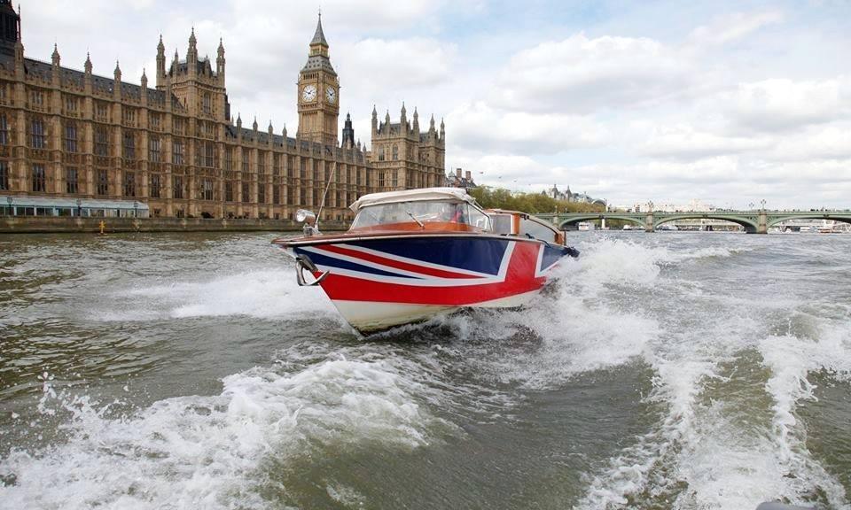 boat, Thames, UK