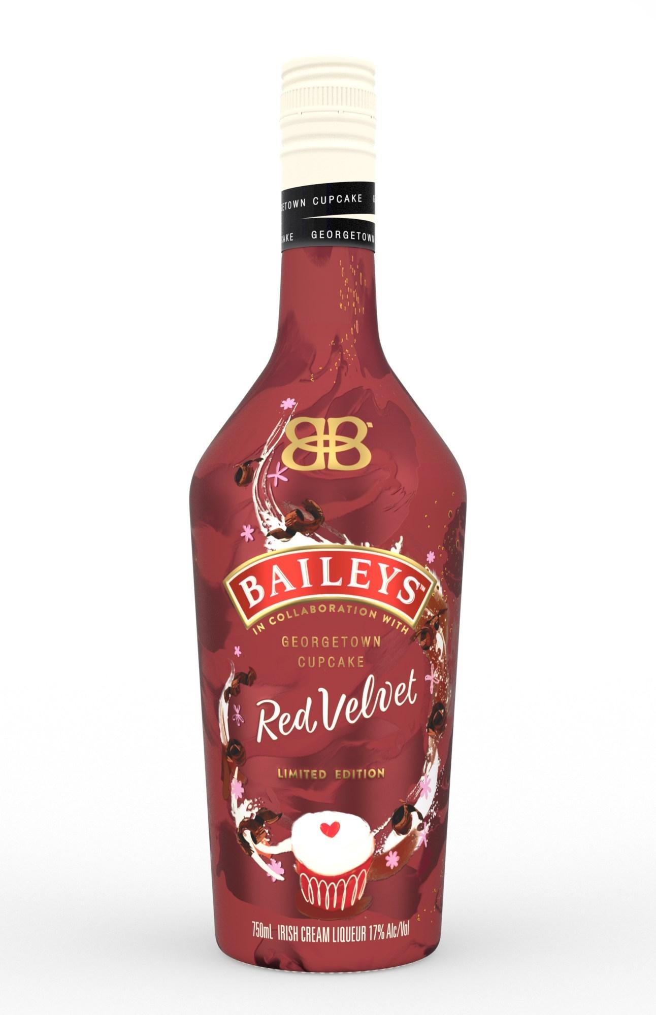 Bailey's Red Velvet Liqueur