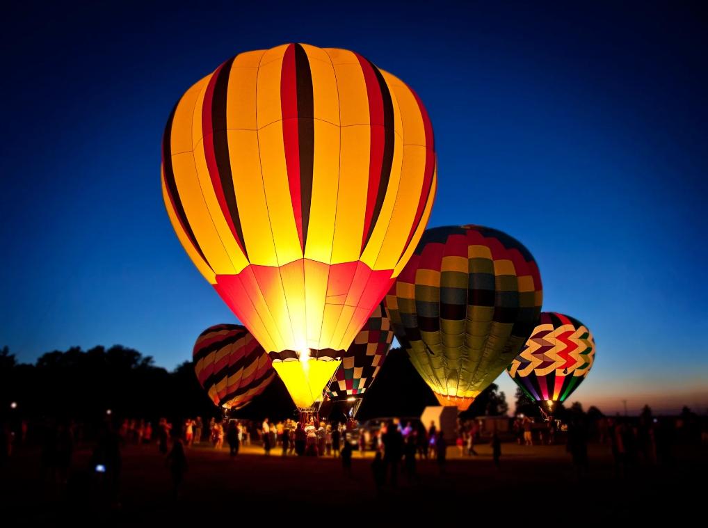 Creede Balloon Festival
