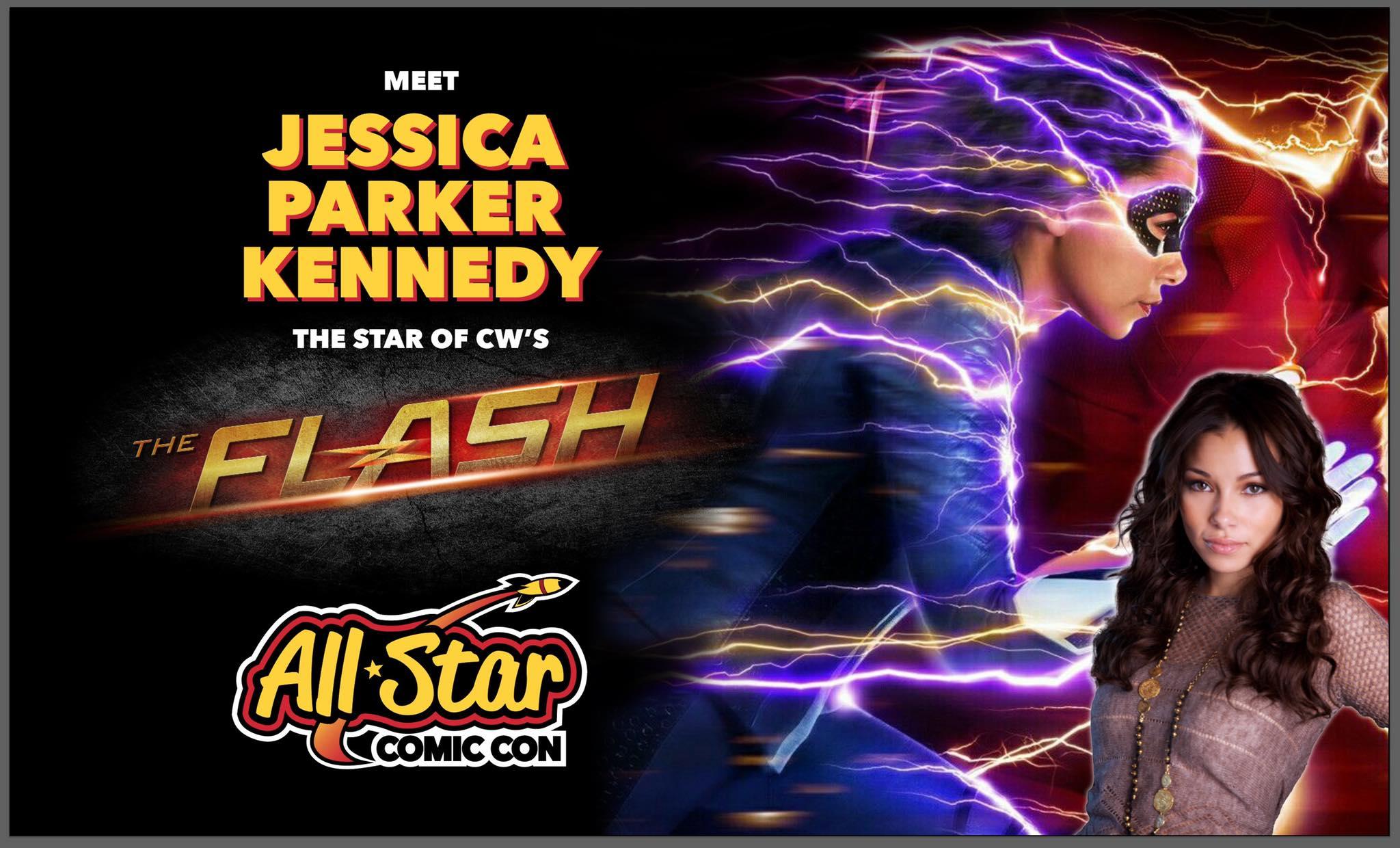 All Star Comic Con ad