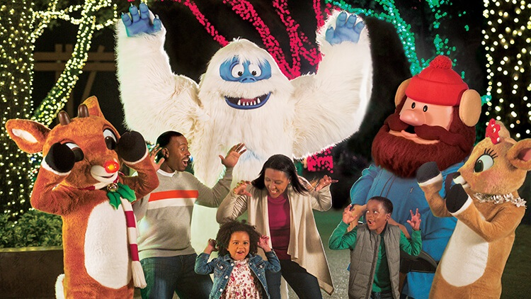 Capture the holiday spirit at christmas town in busch gardens - Busch gardens christmas town prices ...