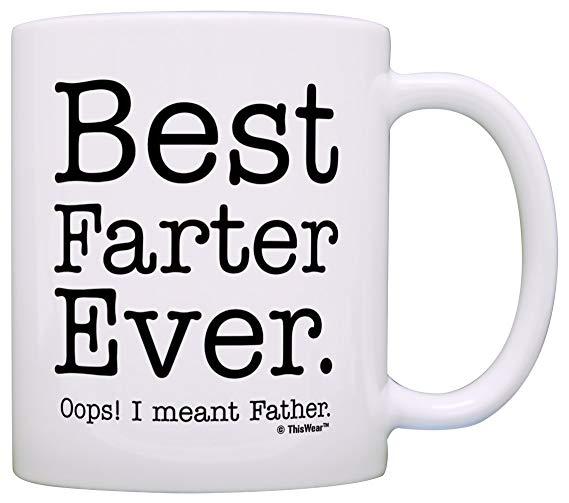 Best Farter Ever Mug