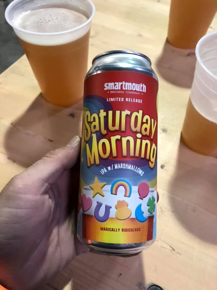 Smartmouth S Lucky Charms Inspired Ipa Saturday Morning