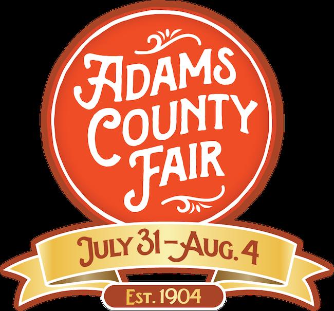 adams county fair logo
