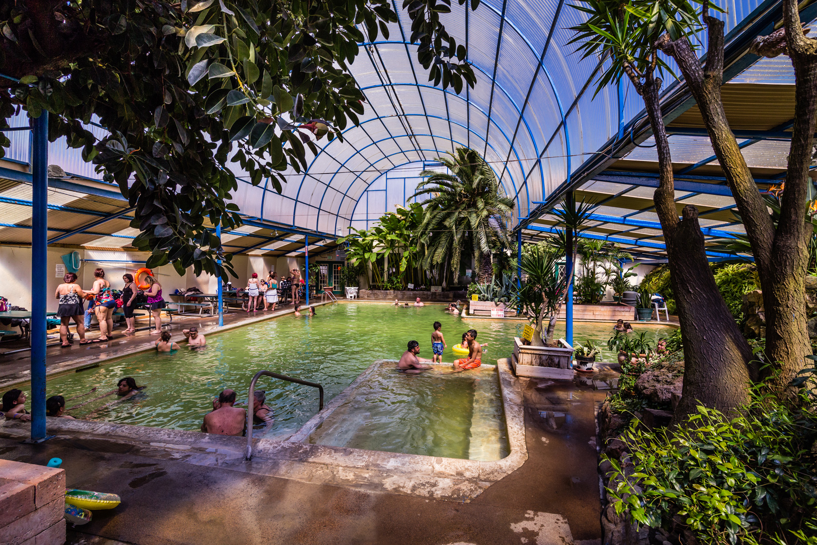 Indian Springs Spa