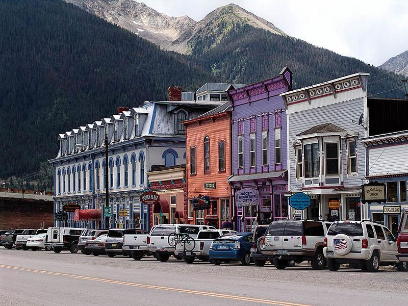 downtown silverton