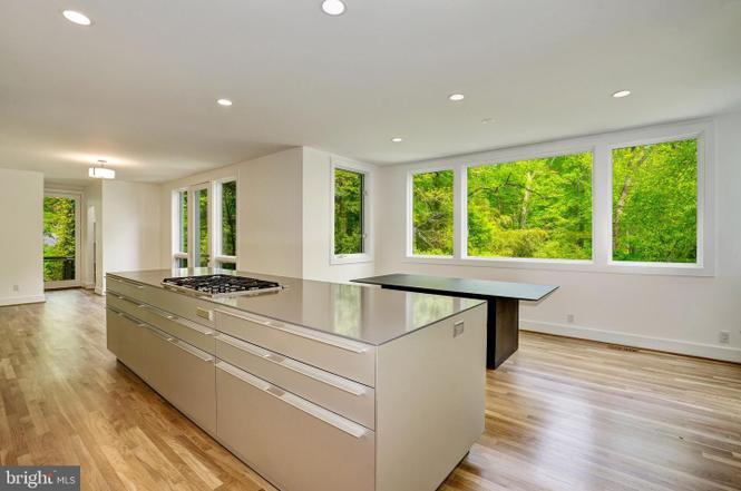 kitchen, windows