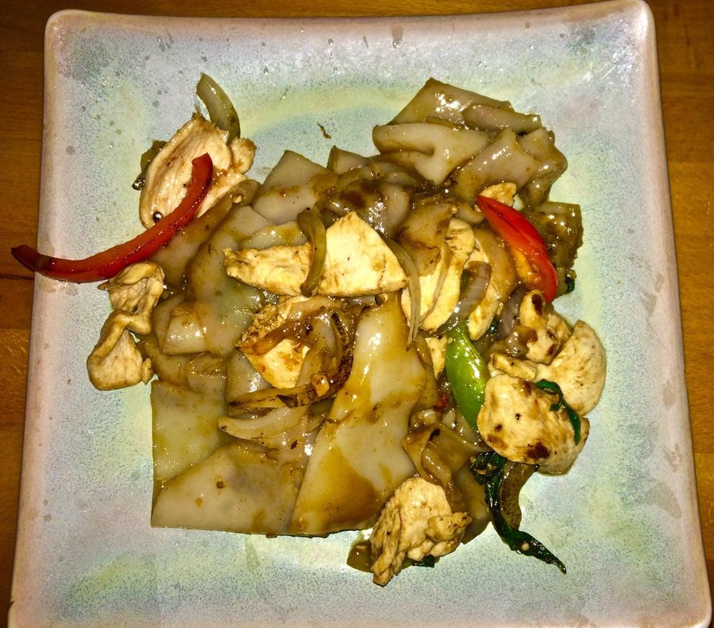 noodle dish from lemongrass, courtesy of lemongrass website
