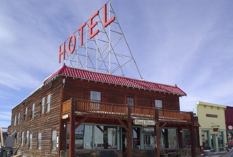 Hand Hotel