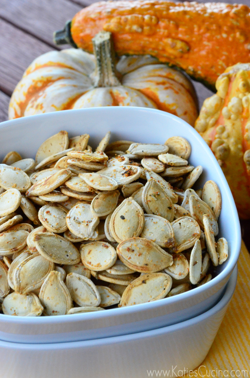 Italian pumpkin seeds