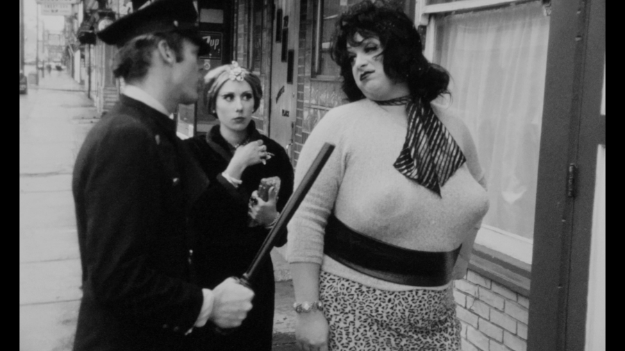 Divine and Mink Stole in Multiple Maniacs, 1970