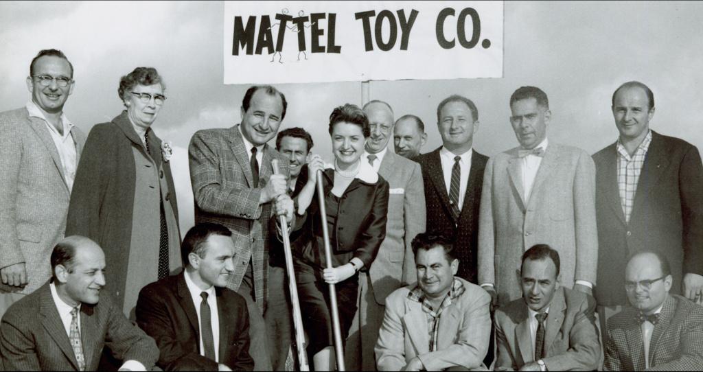 mattel company