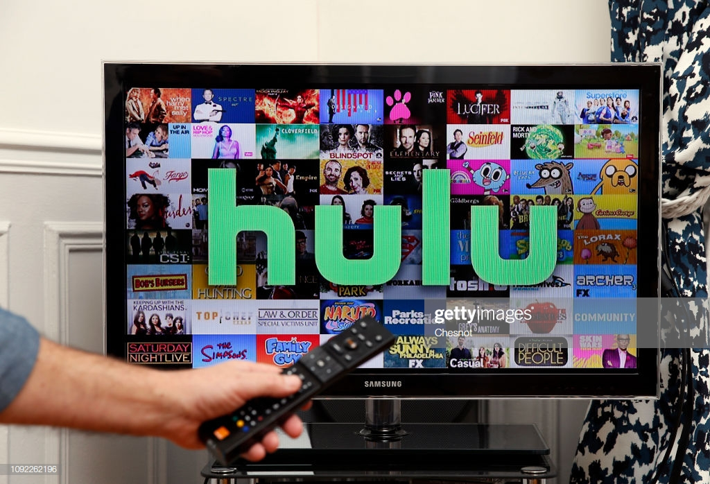 Hulu TV Screen Collage Streaming Service Comparison Alice Minium 2019