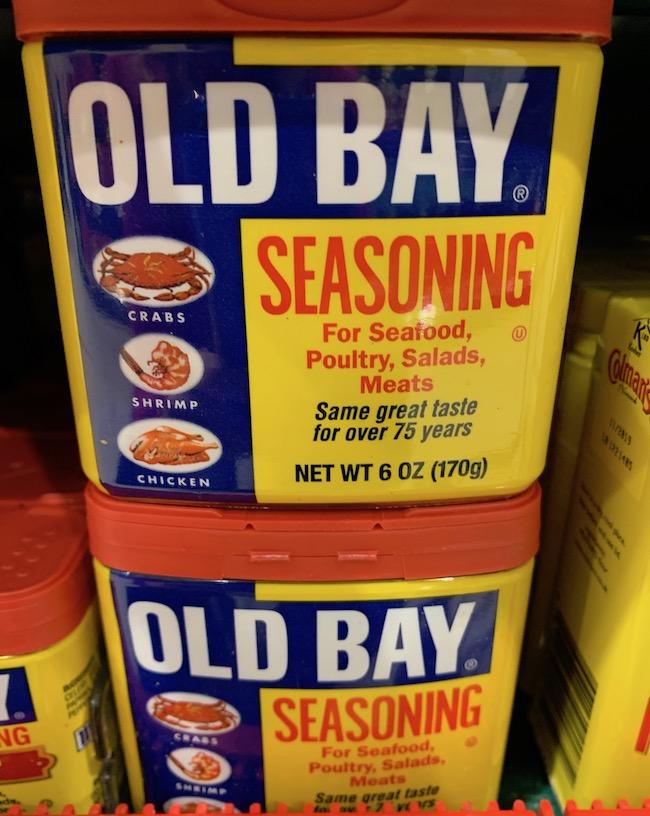 Old Bay Seaoning